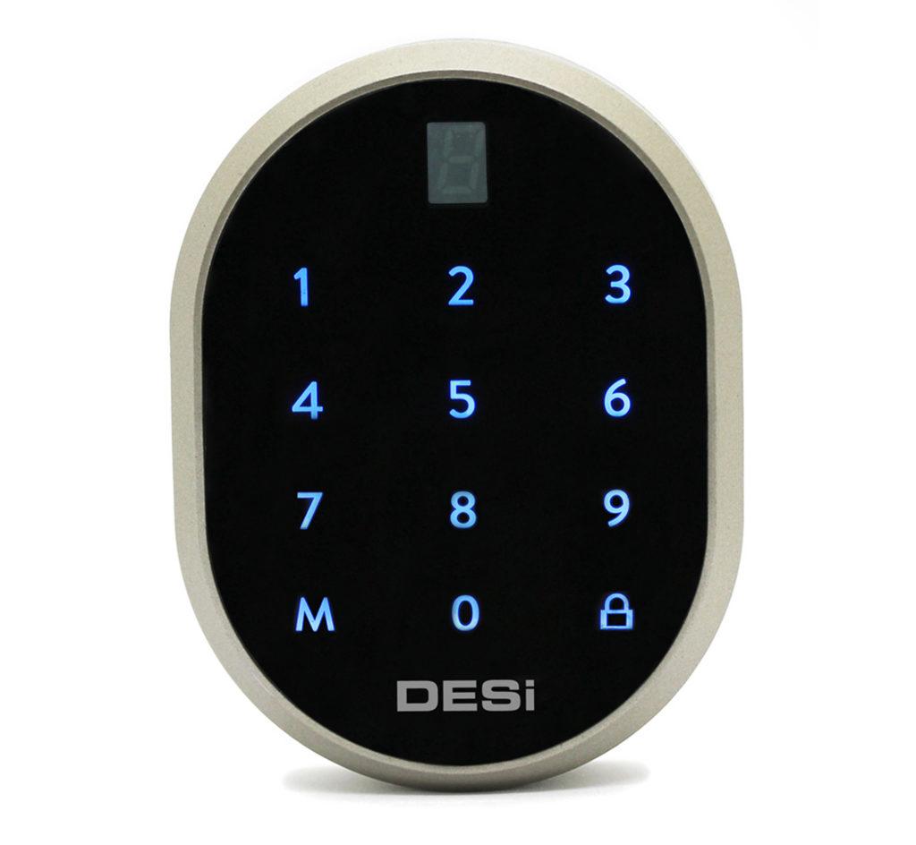 desi wireless keypad