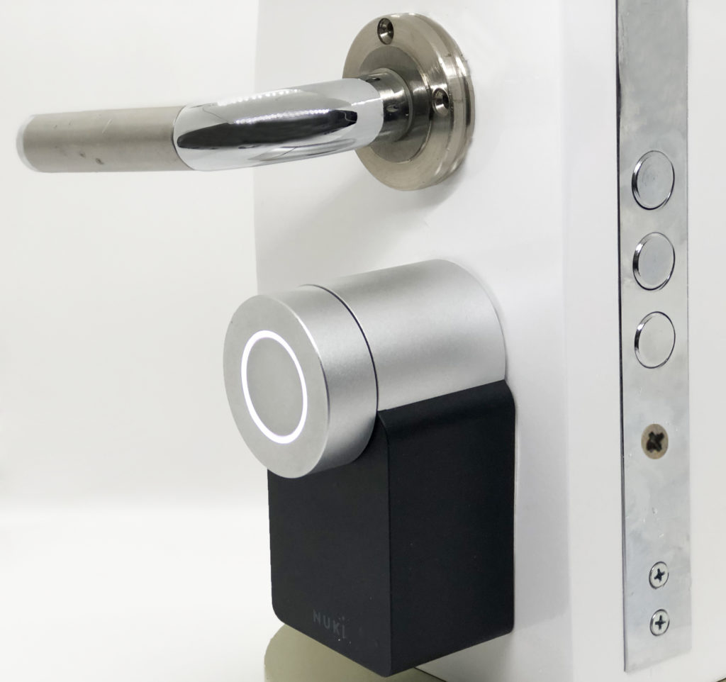 Nuki Combo 2.0 Smart Lock with Sensor