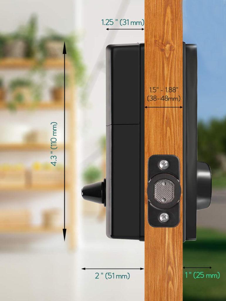oaks smart lock