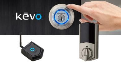 Kwikset Kevo 2nd Gen Smart Lock