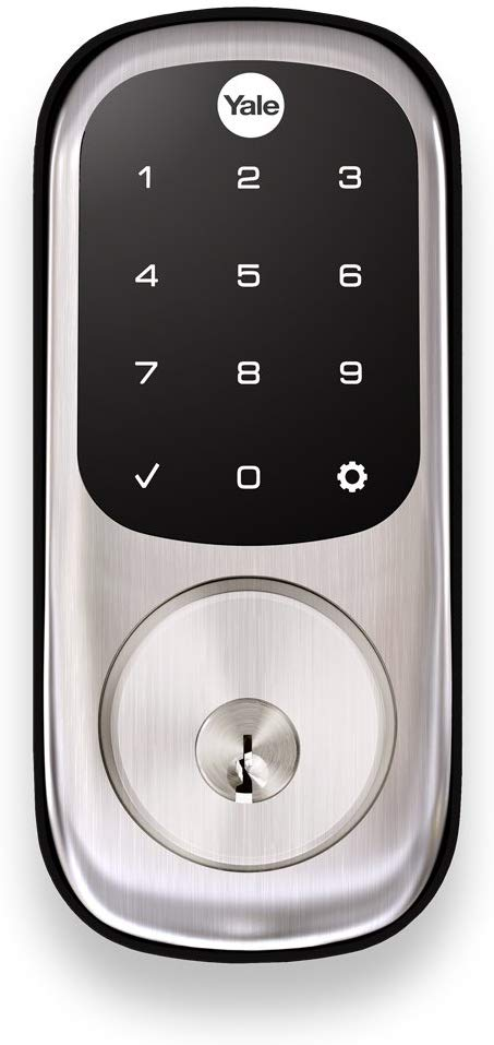 Yale Assure Lock with Z-Wave Touchscreen Keypad