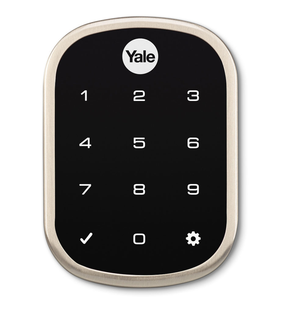 Yale Assure Lock SL with Z-Wave Key Free Touchscreen