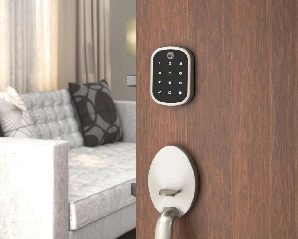 Yale Assure Lock SL with Z-Wave - Smart Key Free Touchscreen Keypad Deadbolt