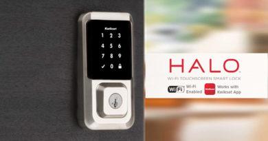Kwikset Halo Touchscreen Wi-Fi Enabled Smart Lock