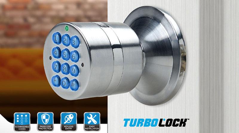 TurboLock Keyless Smart Lock