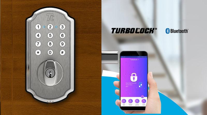 Turbolock TL115 Smart Lock with Keypad