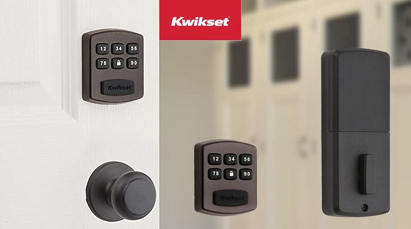Kwikset 905 Keyless Entry Touchpad Deadbolt