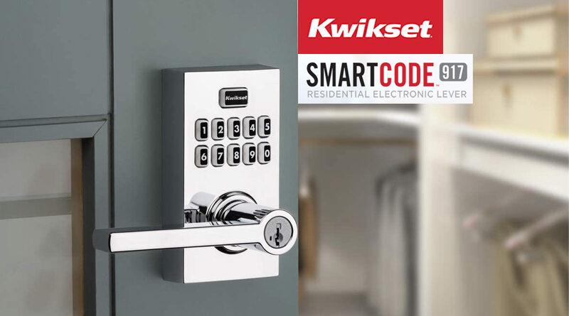 Kwikset Smartcode 917
