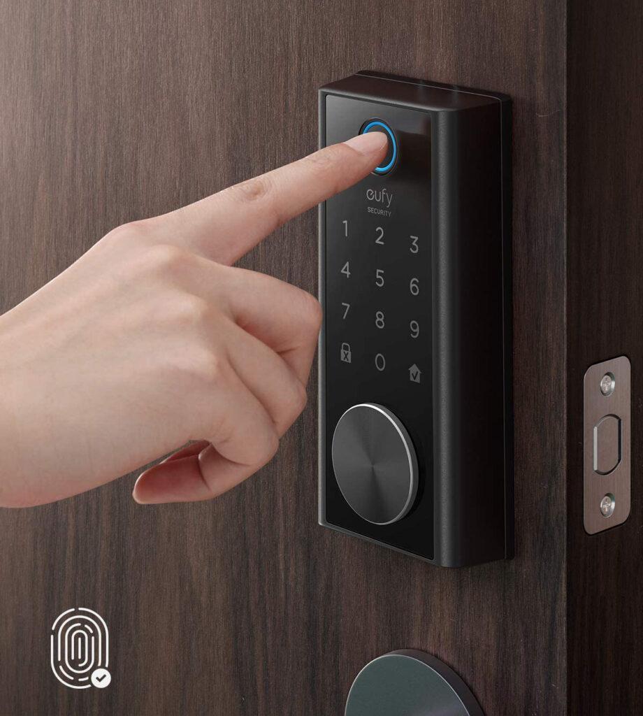 eufy Security Touchscreen Smart Lock