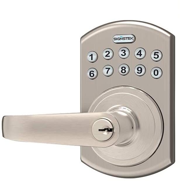 Signstek Electronic Keypad Door Lock