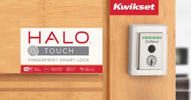 Kwikset Halo Touch Smart Lock