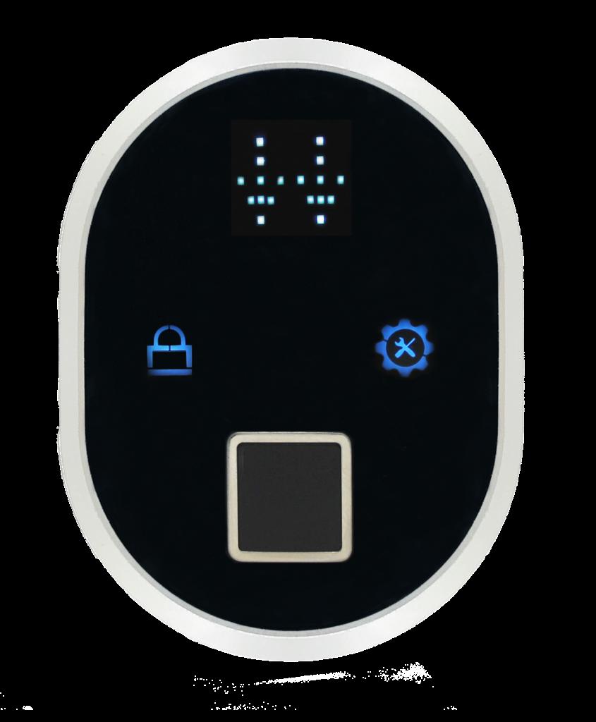 Desi Wireless Fingerprint Reader