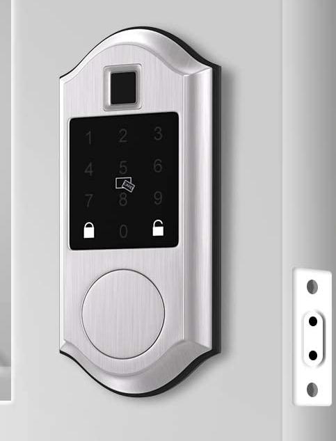 Narpult Fingerprint Smart Lock