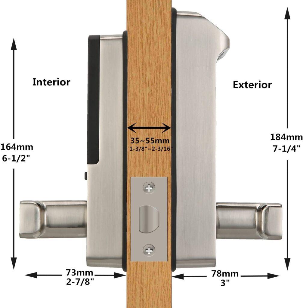 Harfo F01 Smart Lever Door Lock Review