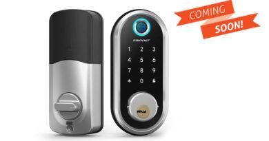 SMONET Fingerprint and Keypad Smart Lock Review