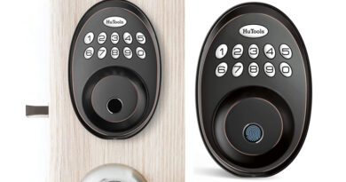 HuTools HT02 Fingerprint Electronic Lock with Keypad Review