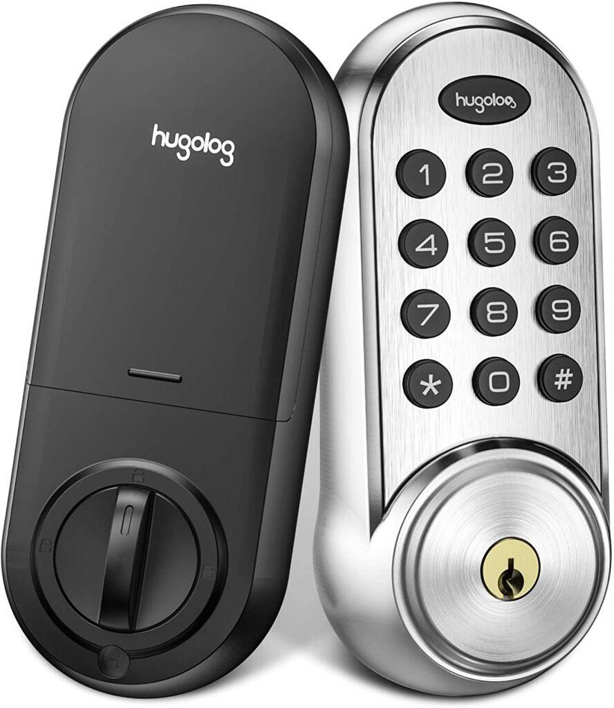 Hugolog HU01 Digital Deadbolt Review