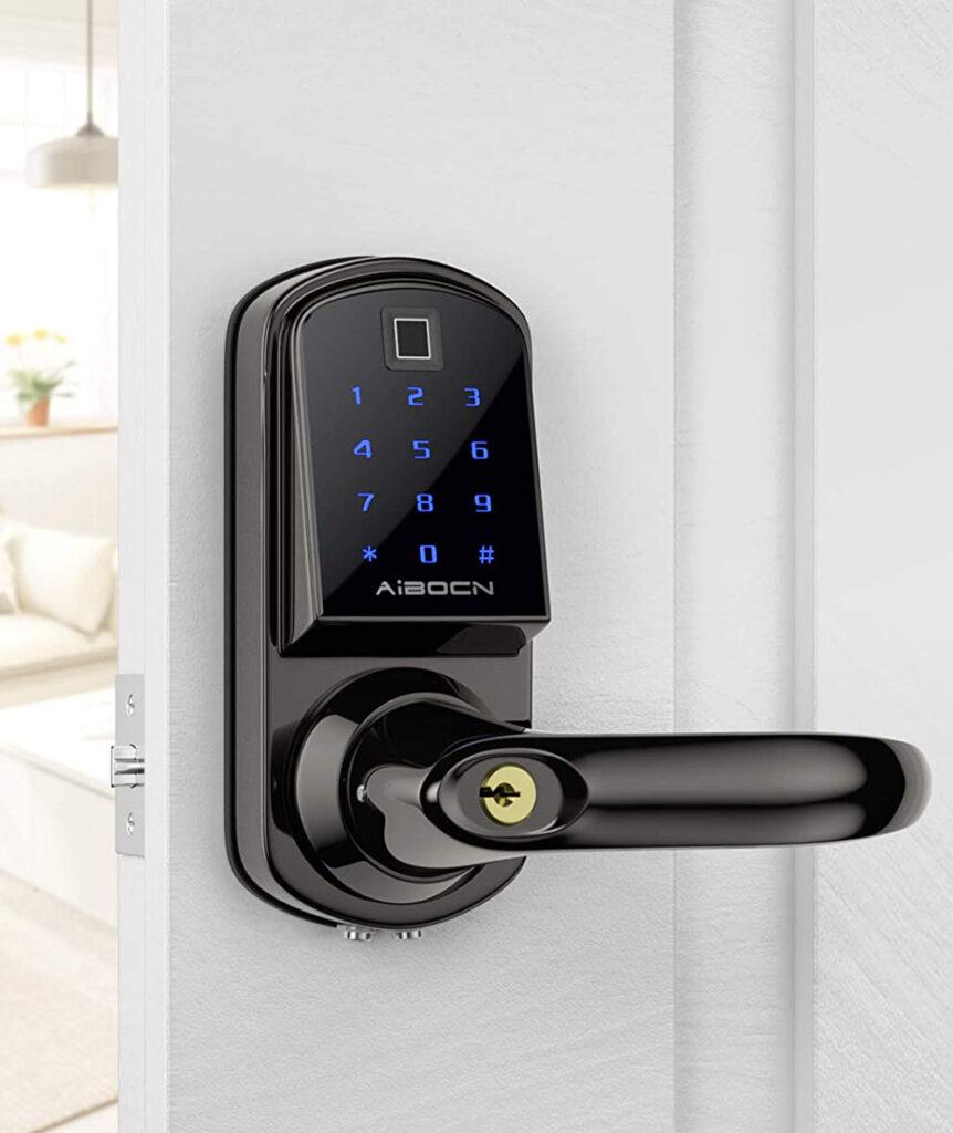 Aibocn Fingerprint Smart Lock