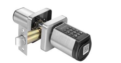 WE.LOCK Keyless Entry Door Lock Review