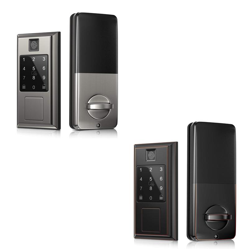 Oasbike Security Smart Door Lock Review