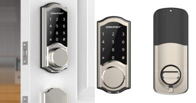 SMONET Keypad Smart Lock Review