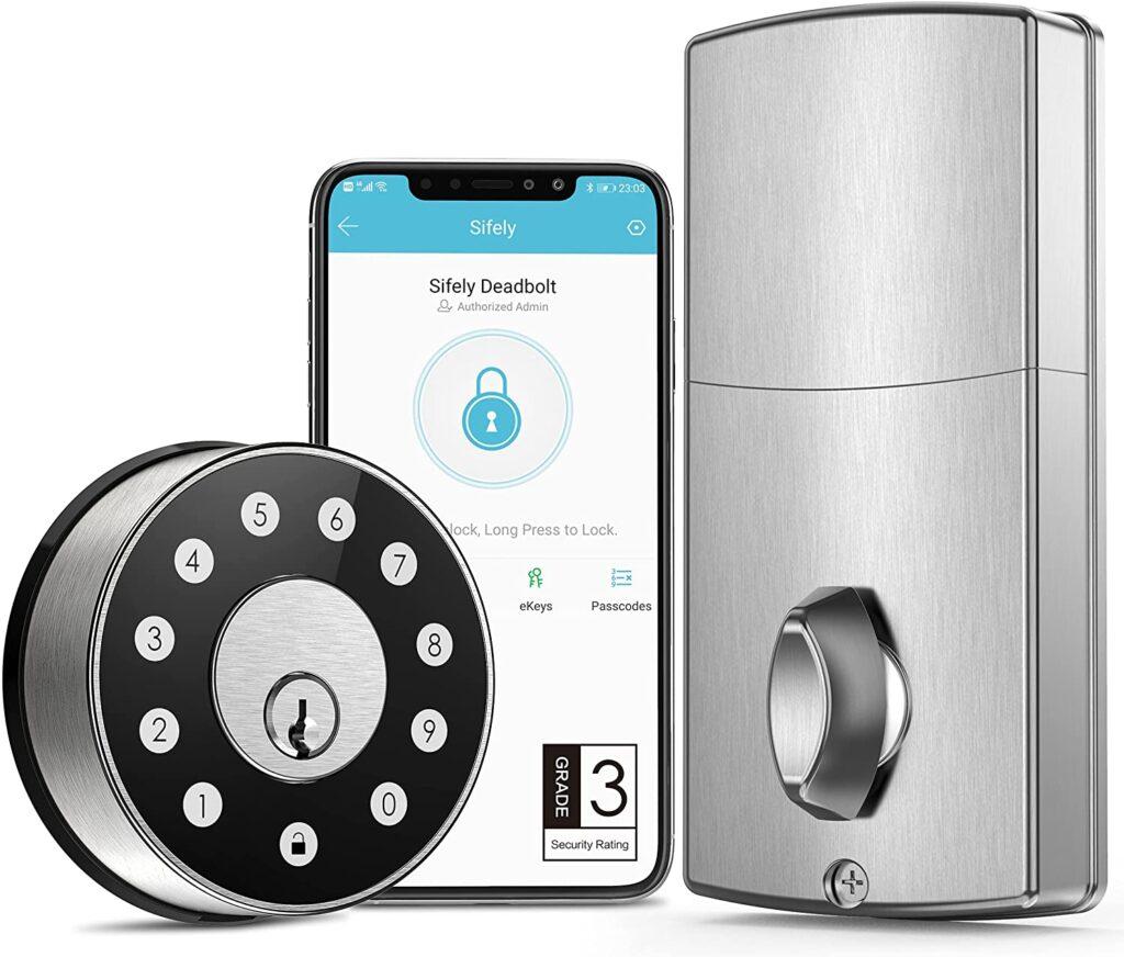 Sifely Deadbolt Smart Lock Review